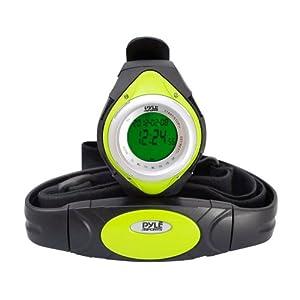Pyle Cardiofréquencemètre et ceinture pectorale Vert