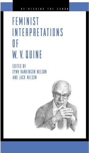 Feminist Interpretations of W.V. Quine
