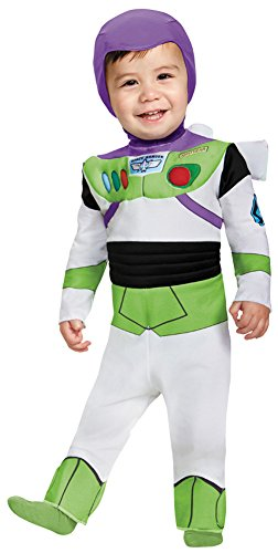 Buzz Lightyear Deluxe Costume for Baby
