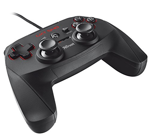 Trust GXT 540 Gamepad Cablato per PC e PlayStation 3