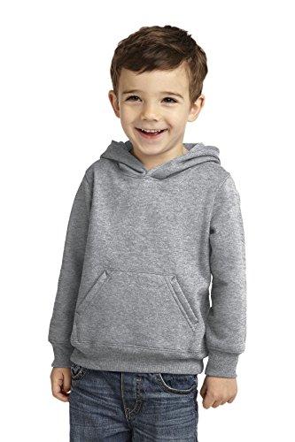 Precious Cargo unisex-baby Pullover Hooded Sweatshirt 4T Athletic Heather