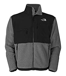 The North Face Men\'s Full Zip Denali Jacket, Recycled Snorkel Blue, Large
