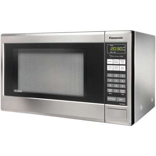 Panasonic 1200w 1 2 Cu Ft Countertop Microwave Oven With