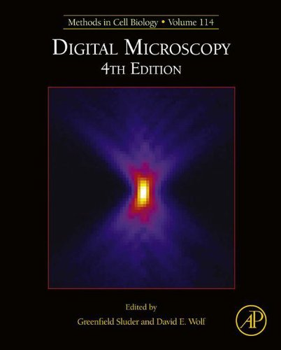 Digital Microscopy (Methods In Cell Biology)