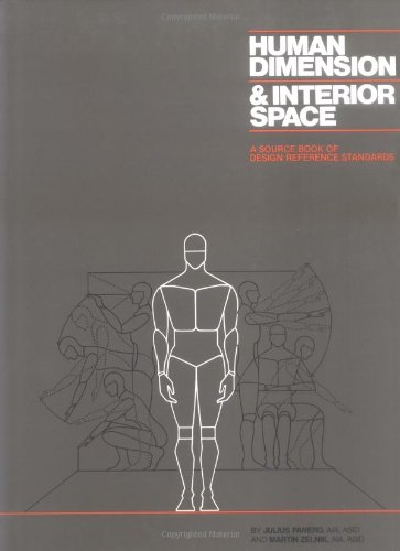 Human Dimension & Interior Space: A Source Book of...