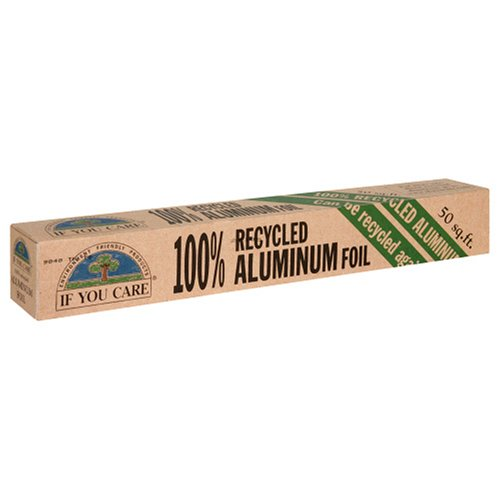 if-you-care-100-recycled-aluminum-foil-roll-50-foot-roll-pack-of-4