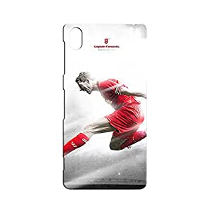 BLUEDIO Designer 3D Printed Back case cover for Sony Xperia Z5 - G2674