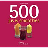 500 jus et smoothiespar Christine Watson