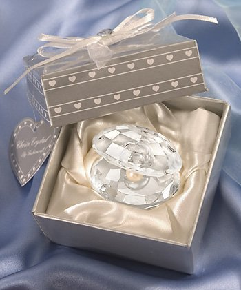 Choice Crystal Oyster Shell Pearl Favors (12 per order) Wedding Favors