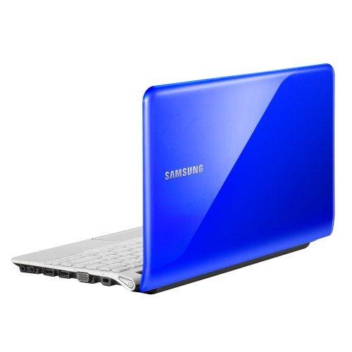 Samsung NC110 10.1 inch Netbook - Blue Silver (Intel Atom N570 1.66GHz, RAM 1GB, HDD 320GB, LAN, WLAN, BT, Webcam...