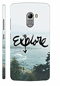 KALAKAAR Printed Back Cover for Lenovo Vibe K4 Note,Hard,HD Matte Quality,Lifetime Print Warranty
