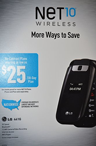 NET10 LG 441G (Net10 Lg compare prices)