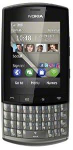 Nokia Asha 303 Azerty Graphite