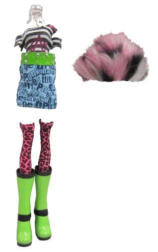 Mystixx Punk Talin Fashion Pack Doll Set
