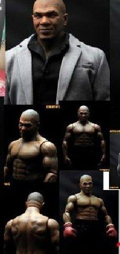 アイアンマイクタイソン 元ボクシング世界チャンピオン スーツ版 希少1点のみ  Masterpiece 1/6 Scale Collectible Figure フィギュア 1/6