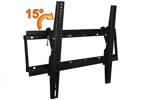 "Atc Flat Screen Tv Wall Mount Bracket, Uses Universal Tilt Mount 32-60"" - Flat Panel Screen, Plasma, Led, Lcd, Hdtv Tv Wall Mounts Mounting Brackets"