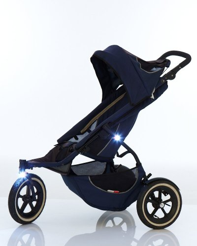 Buggy Lights - Pram & Buggy Lights (Black)