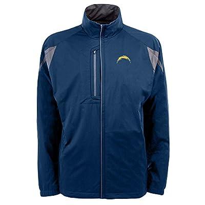 NFL Men's San Diego Chargers Desert Dry Full Zip Jacket