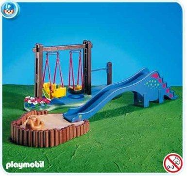 Spielplatz playmobil
