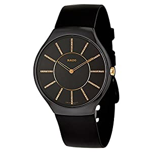 Amazon.com: Rado TRUE Thinline Jubile Mens Watch: Rado: Watches