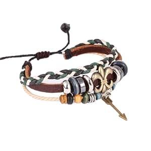 Amazon.com: Vintage Style Double Strands Zen Bracelet