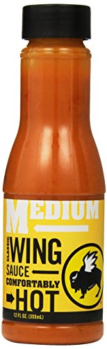 Buffalo Wild Wings Sauce (Medium) (Buffalo Wing Hot Sauce compare prices)
