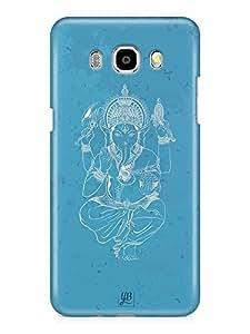 YuBingo Ganesha Designer Mobile Case Back Cover for Samsung Galaxy J7 2016