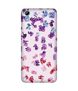 Flower Spread Out HTC Desire 826 Case