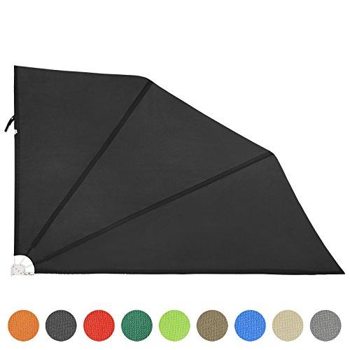 jago balkonmarkise in 3 verschiedenen gr en f r ihren garten einzeln oder als 2er set mit. Black Bedroom Furniture Sets. Home Design Ideas
