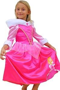 Sleeping Beauty - Winter Wonderland - Disney - Childrens Fancy Dress Costume - Medium - 116cm