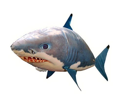 Air Swimmers Remote Control Flying Shark (Shark Remote Control compare prices)