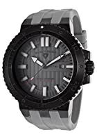 Swiss Legend Men's 10126-BB-01 Challenger Analog Display Swiss Quartz Grey Watch from Swiss Legend