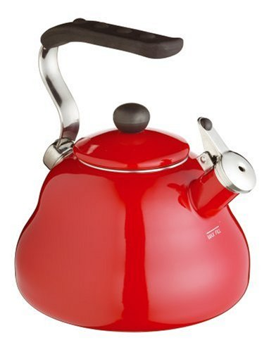 KitchenCraft Le'Xpress Induction-Safe Whistling Stovetop Kettle, 2 Litres (3.5 Pints) from Kitchen Craft