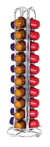 Shop for Fackelmann 20993 Metal Wire Distributor for 40 Nespresso Pods 4 Columns - Fackelmann