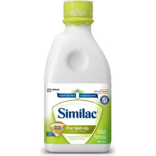 Similac For Spit-Up Ready-To-Feed Infant Formula W/Iron 1 Qt. (946 Ml) Bottle - 1/Bottle