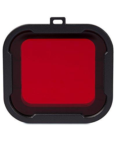 fosmon-plongee-logement-filtre-avec-montage-cadre-accessoire-pour-gopro-hero3-hero4-black-hero4-silv