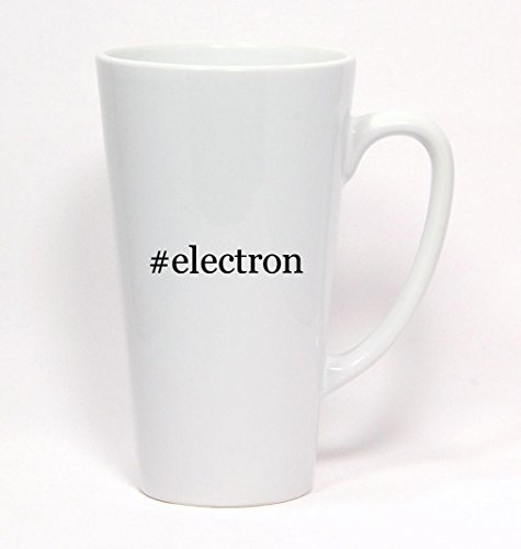 #electron - Hashtag Ceramic Latte Mug 17oz (Electron Pot compare prices)