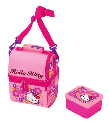 Hello Kitty Lunch Bag With Container