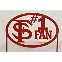 Florida State Seminoles FSU NCAA Yard Sign
