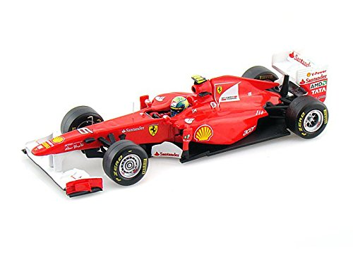 Ferrari F1 150° F2011 1/43 Italia F. Massa #6 - Hot Wheels Diecast Models Hot Wheels Diecast Cars 並_行_輸_入_品