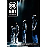 SS501 2008 Japan Tour Grateful Days Thanks for... [DVD]