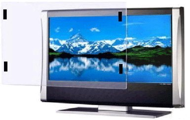24 inch TV-ProtectorTM TV / Monitor Screen Protector for LCD, LED and Plasma TVs