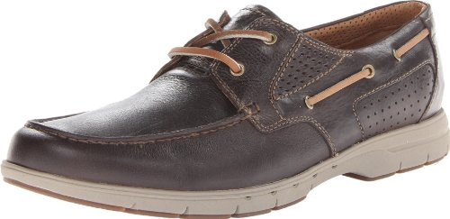 Clarks 其乐Unstructured Un.Sea Oxford 男士牛津皮鞋 $82.5(约¥630,可满百八折)