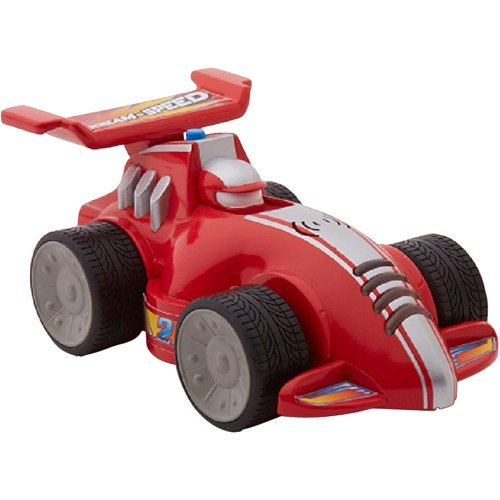 Fun Years Scream 'N' Speed Car - Red - 1