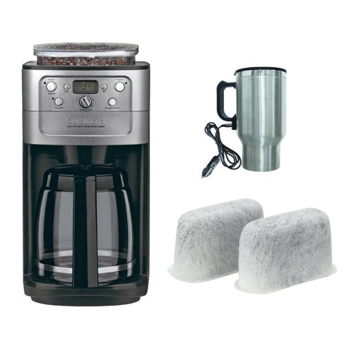 Cuisinart DGB-700BC Graind & Brew 12-Cup Automatic