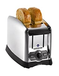 Hamilton Beach 22850 Proctor-Silex Pop-Up Toaster, 2 slot, Smart Bagel function by Hamilton+Beach