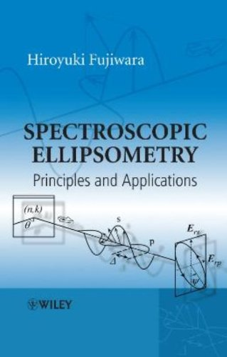 Spectroscopic Ellipsometry: Principles And Applications front-494595