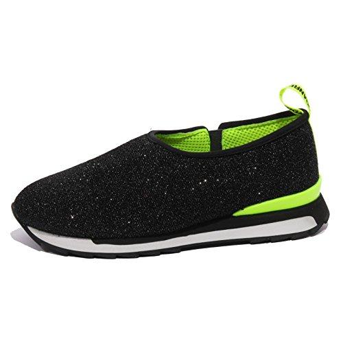 B1451 sneaker donna HOGAN REBEL BALLERINA slip-on scarpa shoe woman [39]