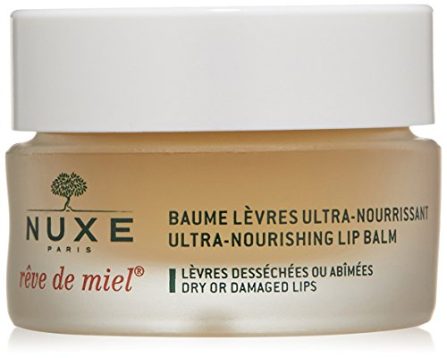 Nuxe Reve De Miel Ultra-Nourishing Lip Balm 0.52 oz. (japan import)