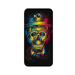 GripIt Skull with Hat Case for Asus Zenfone Max